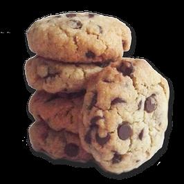 Cookies Pépites de Chocolat à la fleur de sel de l'île de Ré