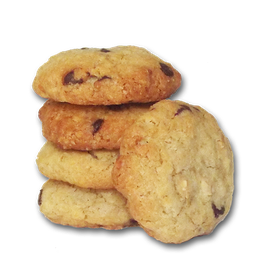 Cookies Pralin/Pépites