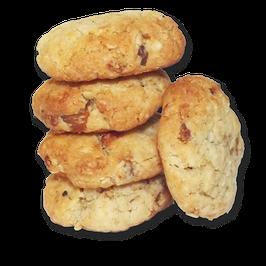 Cookies Flocons d'Avoine/Figues