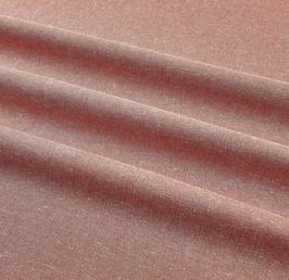 Robert Kaufman / Essex Yarn Dyed Metallic / Dusty Rose / Baumwoll-Leinenstoff