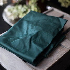 Mind the Maker / Dark Green / Organic Waxed Cotton