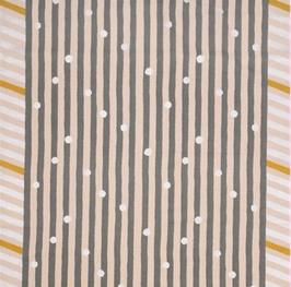 Echino / Line / Grey - Silver