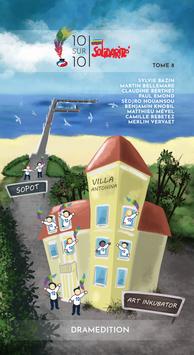"""TOME 8 - SOLIDARITÉ """"10 SUR 10 - pièces francophones à jouer et à lire"""""""