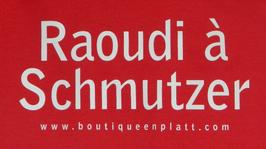 TSE Raoudi Rouge