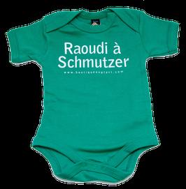 Body Raoudi à Schmutzer Vert