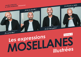 Livre Les Expressions Mosellanes - Tome 2