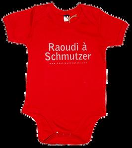 Body Raoudi à Schmutzer Rouge