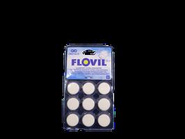 Floculant  pastilles