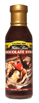 LowCarb Chocolate Syrup