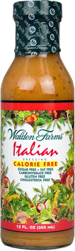 Low Carb Salatsauce Italian Dressing