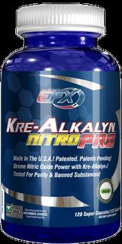 EFX Kre-Alkalyn Nitro PRO (60 Super Caps)