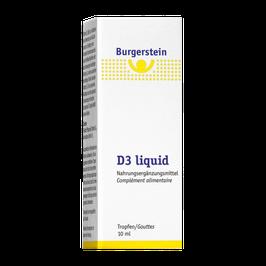 BURGERSTEIN D3 LIQUID (10 ML)