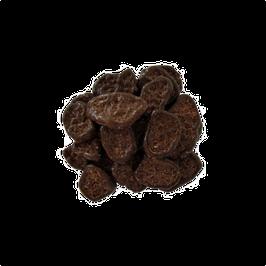 Bananenchips mit Zartbitterschokolade 250 Gramm