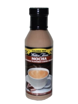 Low Carb Mocha Cream