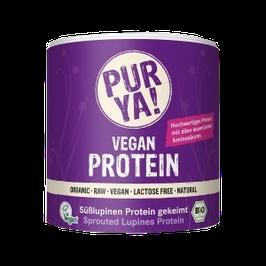 PURYA Bio Vegan Protein Süsslupinen gekeimt (200g)