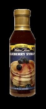 LowCarb Heidelbeeren Syrup