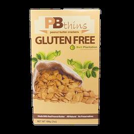 Peanut Butter Crackers Glutenfrei