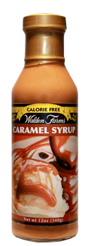 LowCarb Caramel Syrup
