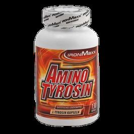 Ironmaxx Amino Tyrosin (130 Caps)