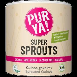 PURYA Bio Super Sprouts Quinoa gekeimt (220g)
