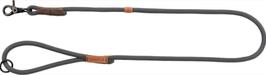 BE NORDIC Leine 1 m, 13 mm Dunkelgrau/Braun