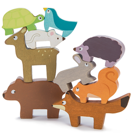 LE TOY VAN - ANIMAL STACKING