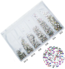 STRASS CRYSTAL AB PACK