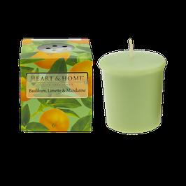 Basilikum, Limette, Mandarine