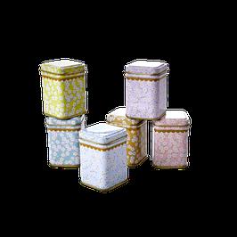 kleine Blechdosen