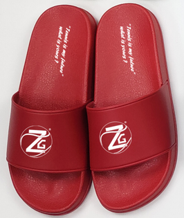 ZG slippers Red