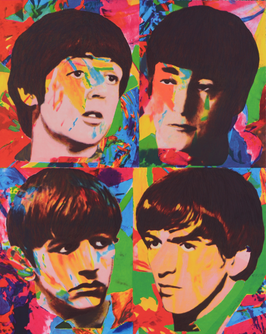 Gill: Enduring Fab Four
