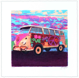 Gill: Mini Hippie Bus
