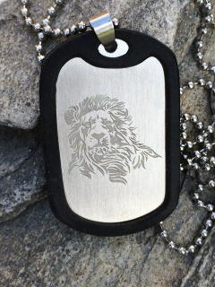 ID-Tag Lion