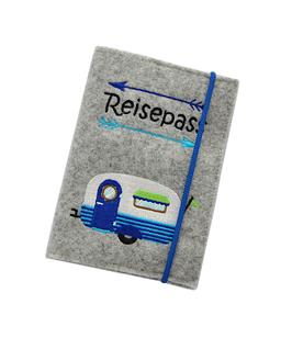 Reisepasshülle R9