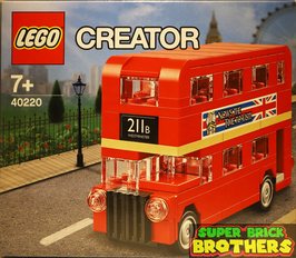 Mini London Bus