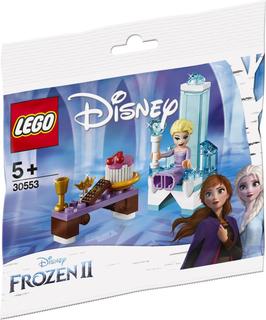 Elsa's Winter Throne