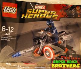 Captain America's Motorcycle