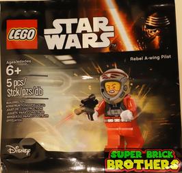 Rebel A-Wing Pilot