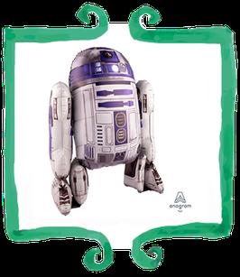 Palloncino Airwalker Star Wars R2D2 - 86 x 96 cm