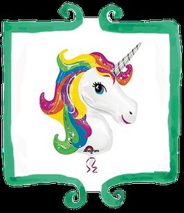 Palloncino Mylar Unicorno - Supershape