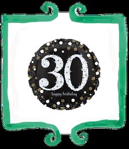 Palloncino 30 anni Metallizzato