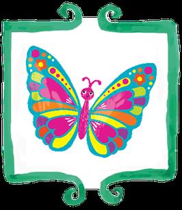 Palloncino Mylar Farfalla