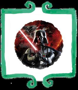 """Palloncino mylar Star Wars 18""""/45cm"""