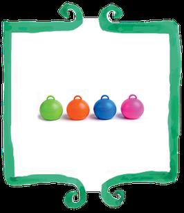 Pesetto sfera per palloncini