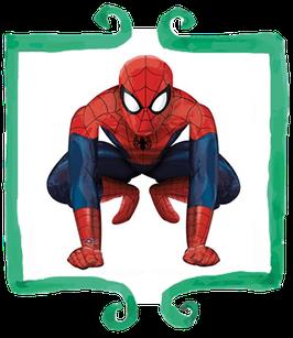 Palloncino Airwalker Spiderman - 91 x 91 cm