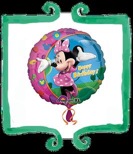 "Palloncino mylar Minnie 18""/45cm"