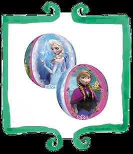 Palloncino mylar Frozen sferico