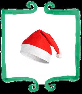 Cappellino Babbo Natale