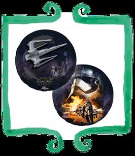 Palloncino Star Wars 3D - SuperShape