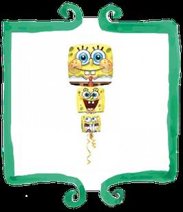 Palloncino Spongebob Totem - SuperShape